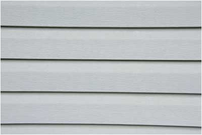 Aluminum siding repair installation great lakes for Types of siding materials