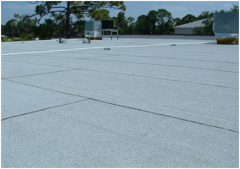 Roofing flat roof materials for Roofing material options